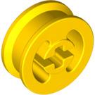 LEGO Wheel Hub 8 x 17.5 with Axlehole (3482)